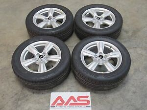 New Takeoff Original Ford 2015 2017 Mustang Gt 17 Wheels And Tires
