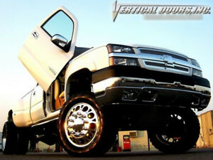 Chevy Gmc Truck 99 06 Lambo Kit Vertical Doors 00 01 02