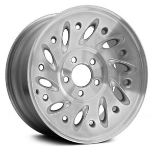 For Ford Explorer 98 01 Factory Alloy Wheel 15 10 slot Machined