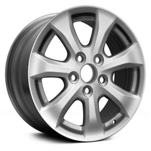For Toyota Camry 07 11 Factory Alloy Wheel 16 Replica 7 Spokes All Painted