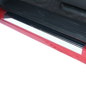 For Chevy Silverado 2500 Hd 2008 2013 Saa Ds47184 Polished Door Sills
