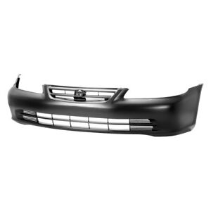 For Honda Accord 2001 2002 Replace Ho1000196u Front Bumper Cover