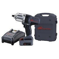 Ingersoll Rand W7150 K1 1 2 Cordless Impact Wrench Standard Anvil One Battery