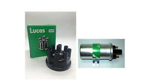 Land Rover Ignition Coil Distributor Cap lucas Stc8368 Rtc5628 New