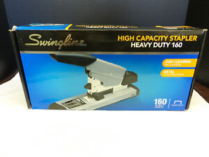 Swingline High Capacity Stapler 160 39005