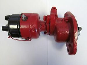 Rebuilt Ih Farmall A B C H M Tractor 4 Cylinder Distributor With Base
