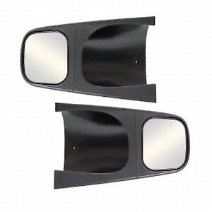 Cipa 11600 Black Custom Towing Mirrors For 1997 2002 Ford Expedition