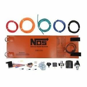 Nos 14169nos Automatic Pressure Transducer Controlled Nitrous Bottle Heater
