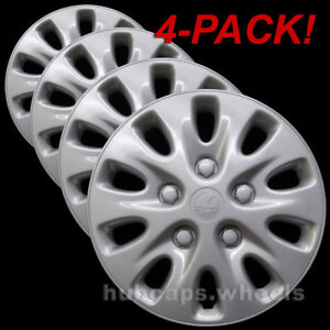 Plymouth Breeze 1996 1998 14 Hubcap Genuine Factory Original 533s Oem set Of