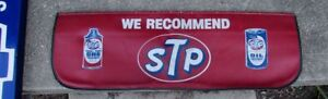 Vintage Stp Rat Rod Fender Engine Cover Muscle Car
