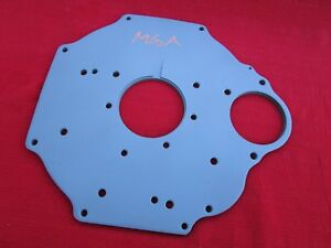 Nicely Reconditioned Rear Engine Plate For Low mount Starter For Mga 1500 1600