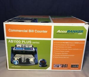 Acuubanker Commercial Bill Counter For Business Or Home