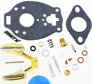 Carburetor Kit Float Fits Case Combine 110va 110 Va Tsx597 Tsx663