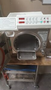 Ritter M9 Ultraclave Dental Autoclave Sterilizer W 2 Trays For Instruments