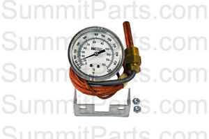 Thermometer 0 115 Celsius 2 1 2 Dial For Milnor 30r003