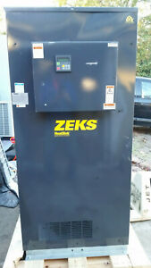 Zeks 1200hsf Heatsink 1200 Cfm Refrigerated Compressed Air Dryer A400 480v 3ph