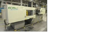 2004 Toshiba 180 Ton Electric Injection Molding Machine W Magnetic Platen