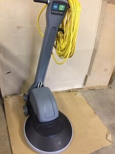 Floor Buffer Burnisher 20 W Pad Driver1 5 Hp1 600 Rpm Model Nobles Br1600 new