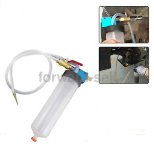 Car Brake Fluid Replace Tool Pump Oil Bleeder Exchange Air Empty Equipment Kit