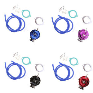 4 Sets High Pressure Air Release Sound Type rs Turbo Blow Off Valve Bov Kits