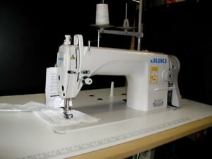 Juki Ddl 8700h For Sewing Medium To Heavy Weight Fabrics Free Shipping