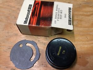 1964 Ford Mustang Galaxie Nos Ford Autolite Carb Choke Therm Cover C4az 9848 a