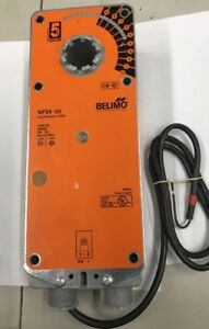Belimo Spring Return Actuator Nf24 Us w5