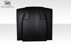 Duraflex Stm Hood 1 Piece For Mustang Ford 83 86 Ed_113485
