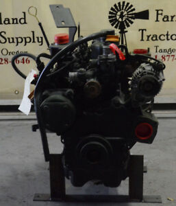 John Deere 4210 1 3l Engine 3tne82a Yanmar Price Includes A 500 Core Charge