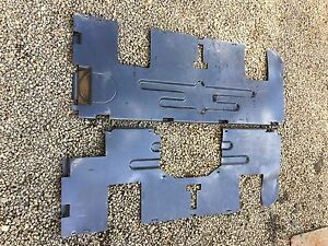 John Deere Gator Amt 622 626 Plastic Side Panels Used
