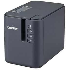 New Brother Pt p950nw Label Printer Authorized Brother Dealer Ptp950nw