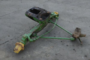John Deere 730 Standard Axle Assembly See Pictures