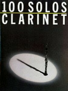 100 Solos Clarinet (Music) by Smet  De 0711903565 The Fast Free Shipping