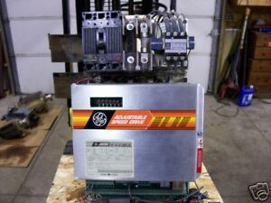 Ge Dc 300 15 Hp Adjustable Speed Drive Monarch Vmc