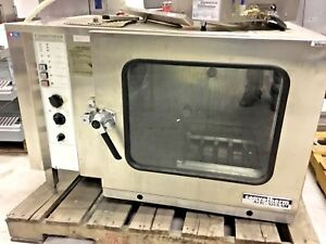 Alto Shaam Hud 6 10 Combitherm Steamer Convection Combi Oven Electric Works Good