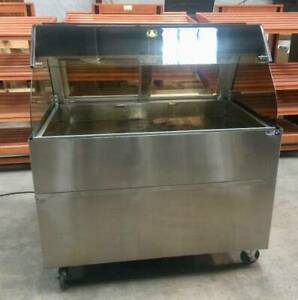 Alto shaam Ed2 48 p Heated Food Display Merchandiser Save retails For 6160