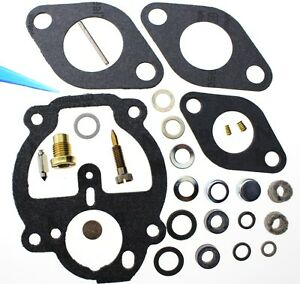 Carburetor Kit For Allis Chalmers D10 D12 Tracker Tractor 231914 235975 3 12287