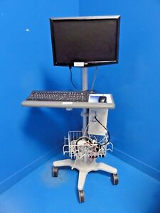 2012 Spacelabs 91387 Option 28106 Ultraview Sl Non touch Patient Monitor 14378