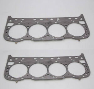 Cometic Head Gasket Gm Sbc Small Block 92 96 Lt4 Lt1 4 04 Bore Mls 2pc Set