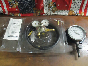 Miller Smith Om 263 230b Pressure Regulators W trerice Pressure Gauge 52 2216_
