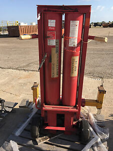 Snap On Tools 7 Ton Jack Air Operated Vehicle End Lift Pneumatic Jack Autoshop