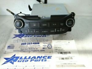 Audio Equipment Radio Receiver Mylink Am fm cd mp3 Fits 14 Caprice 808546