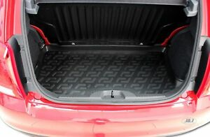 Cargo Liner Trunk Mat For Fiat 500 Abarth 2008 Up