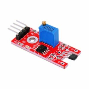 2pcs Hall Magnetic Standard Linear Module For Arduino Avr Pic Ky 024