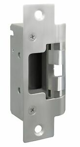 Hes Fire Rated Electric Strike Satin Stainless Stainless Steel 8300c