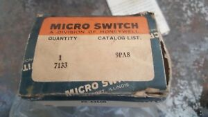 Honeywell 9pa8 Micro Limit Switch new