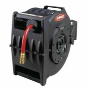 Legacy Manufacturing Retractable Hose Reel For Air Or Water 1 2 X 50 Legl8335