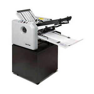 Formax Fd 390 Air Suction Table Top Paper Folder