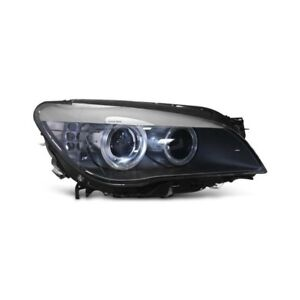 For Bmw 740i 2010 2013 Hella 354690061 Passenger Side Replacement Headlight