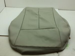 2009 2010 Dodge 300 Charger Front Left Lower Oem Seat Cover 090